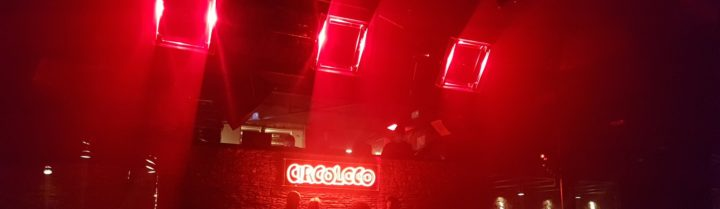 Minuit Une at Circoloco in Ibiza
