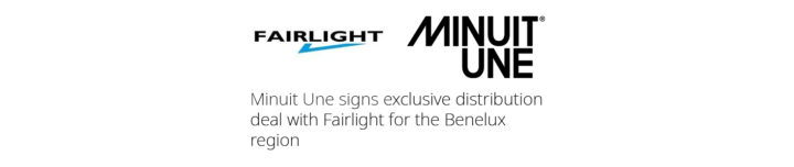 Fairlight is our new official distributor