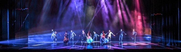 IVL Lighting at the Seoul Dance theater