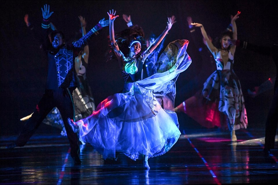 Opera Carmen @Seoul Metropolitan Dance Theater