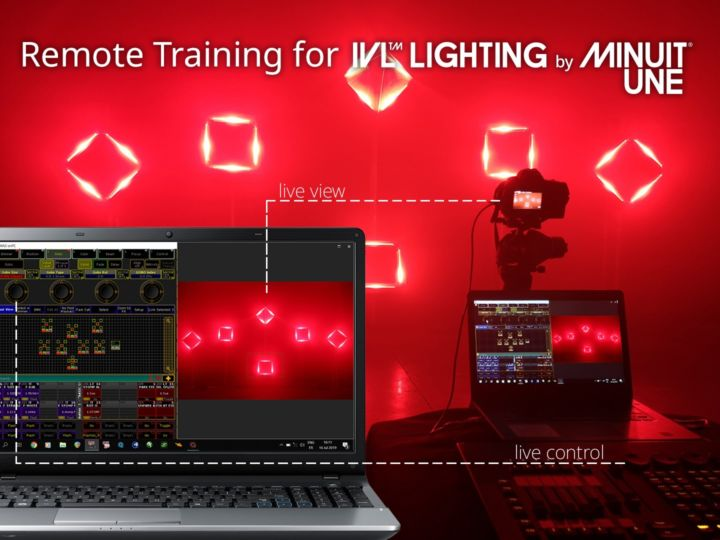 Prolight + Sound 2019 : Come and try IVL Lighting at our booth